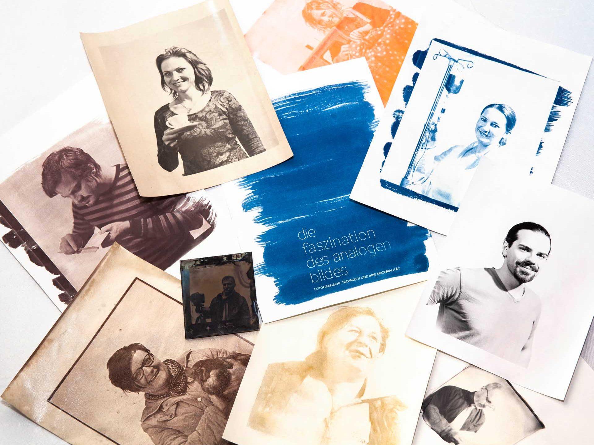 Ulrike Mayrhuber: Dis Faszination des analogen Bildes