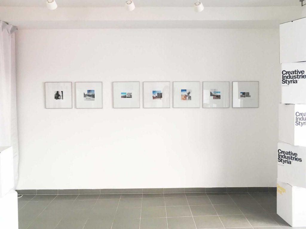 Ulrike Mayrhuber: Ausstellungsansicht Moving Mountains